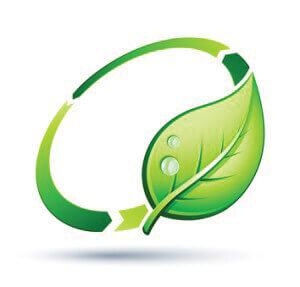 logo recyclage cologie