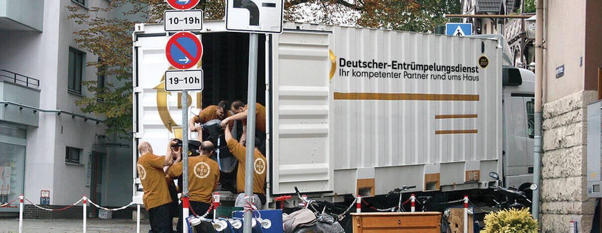 Deutscher Entruempelungsdienst – Entruempelungen