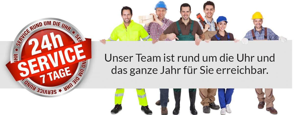 Deutscher Entruempelungsdienst 24/7 365 Tage im Jahr
